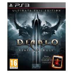 Diablo III: Reaper of Souls - Ultimate Evil Edition [PS3] NOWA
