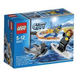 LEGO: City - Straż Przybrzeżna: Na ratunek surferowi LEG60011