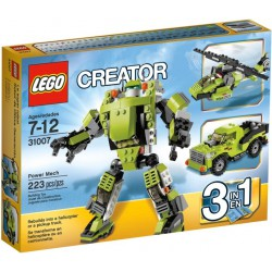 LEGO: Creator - Super robot LEG31007