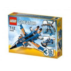 LEGO: Creator - Zdobywcy przestworzy LEG31008