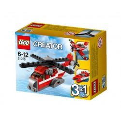LEGO: Creator - Czerwony Grom LEG31013
