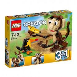 LEGO: Creator - Zawadiackie zwierzęta LEG31019
