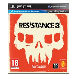 Resistance 3 PL [PS3] UŻYWANA
