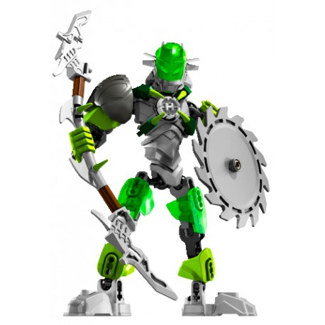 Lego Hero Factory Brain Attack Breez Leg44006 Xgamecenter