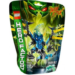 LEGO: Hero Factory - Brain Attack: DRAGON BOLT LEG44009