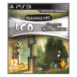 ICO & Shadow of the Colossus CLASSICS HD [PS3] UŻYWANA