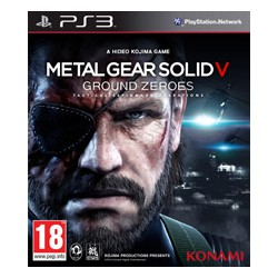 Metal Gear Solid V: Ground Zeroes [PS3] UŻYWANA