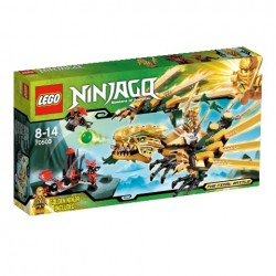 LEGO: Ninjago - Złoty smok LEG70503