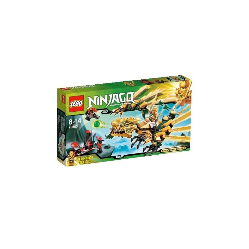 Lego Ninjago Złoty Smok Leg70503 Xgamecenter