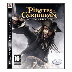 Pirates of the Caribbean: At World's End [PS3] UŻYWANA