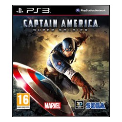 Captain America: Super Soldier [PS3] UŻYWANA