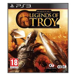 Warriors: Legends of Troy [PS3] UŻYWANA