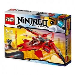 LEGO: Ninjago - Pojazd bojowy Kaia LEG70721