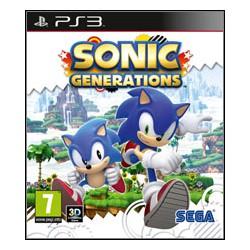Sonic Generations [PS3] UŻYWANA