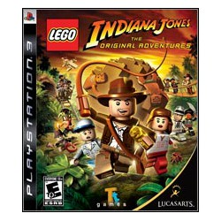 LEGO Indiana Jones: The Original Adventures [PS3] NOWA