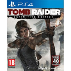 Tomb Raider: Definitive Edition PL [PS4] UŻYWANA