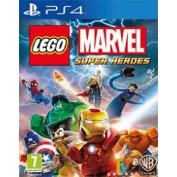 LEGO Marvel Super Heroes ENG [PS4] UŻYWANA