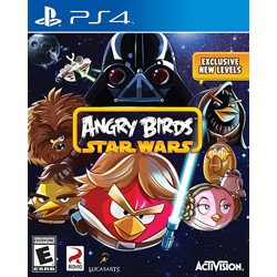 Angry Birds Star Wars ENG [PS4] NOWA