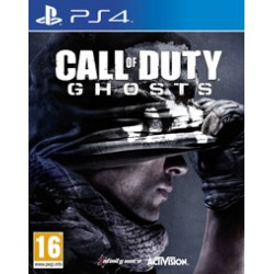 Call of Duty: Ghosts ENG [PS4] UŻYWANA