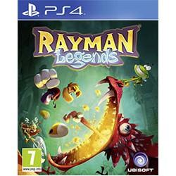 Rayman Legends PL [PS4] UŻYWANA