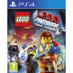 The LEGO Movie Videogame PL [PS4] UŻYWANA