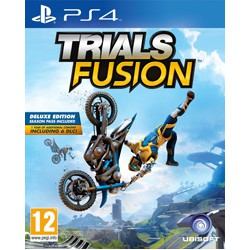 Trials Fusion [PS4] UŻYWANA