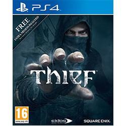 Thief PL [PS4] UŻYWANA
