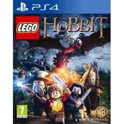 LEGO The Hobbit [PS4] UŻYWANA