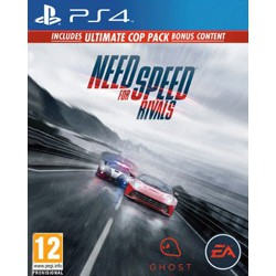 Need for Speed Rivals [PS4] UŻYWANA