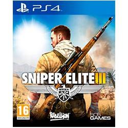 Sniper Elite III: Afrika [PS4] UŻYWANA