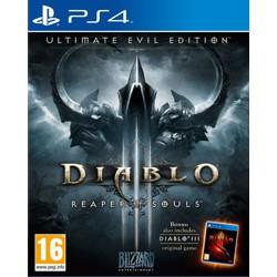 Diablo III: Reaper of Souls - Ultimate Evil Edition [PS4] UŻYWANA