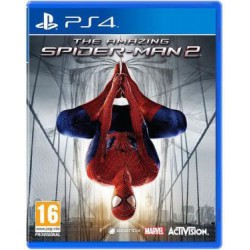 The Amazing Spider Man 2 ENG [PS4] NOWA