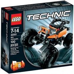 LEGO: Technic - Mały samochód terenowy LEG42001