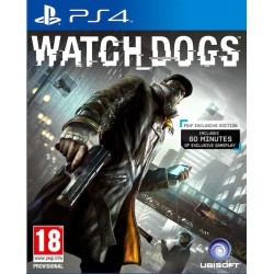 Watch Dogs D1 Edition  [PS4] UŻYWANA