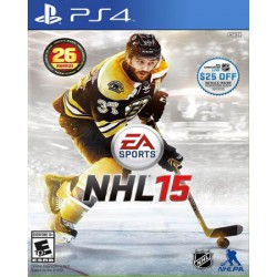 NHL 15 ENG [ps4] NOWA
