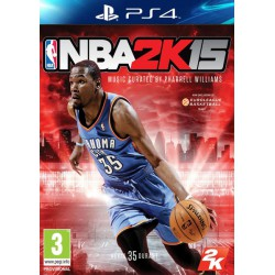 NBA 2K15 [PS4] NOWA