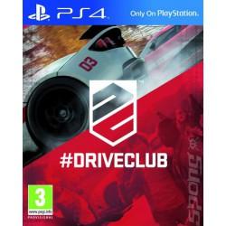 Drive Club PL [PS4] NOWA