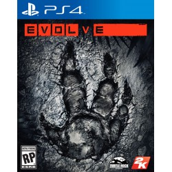 Evolve [PS4] NOWA