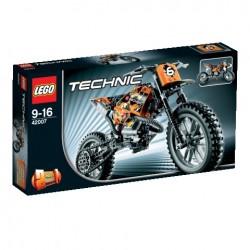 LEGO: Technic - Motor crossowy LEG42007