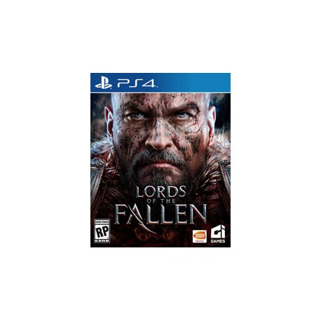 Lords of the Fallen [PS4] NOWA