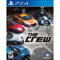 The Crew [PS4] NOWA