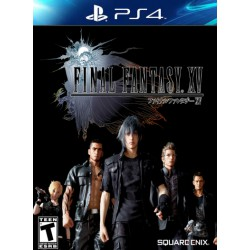 Final Fantasy XV [PS4] NOWA