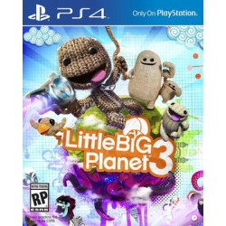 LittleBigPlanet 3 [PS4] NOWA