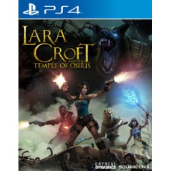 Lara Croft and the Temple of Osiris ENG [PS4] UŻYWANA