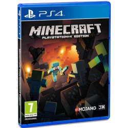 Minecraft [PS4] NOWA