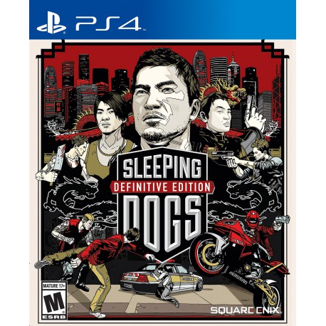 Sleeping Dogs Definitive Edition [Ps4] NOWA