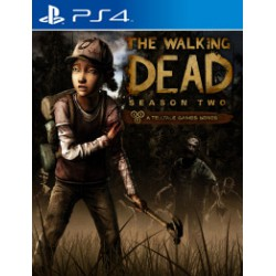 The Walking Dead Season Two [PS4] NOWA