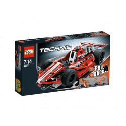 LEGO: Technic - Samochód wyścigowy LEG42011