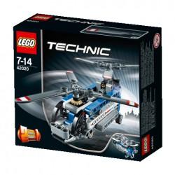 LEGO: Technic - Śmigłowiec z dwoma wirnikami LEG42020