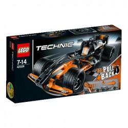 LEGO: Technic - Czarny zdobywca dróg LEG42026